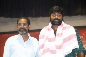 SP Jananathan, Vijay Sethupathi @ Ulagayutha Foundation Event Stills