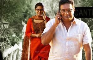Sneha, Prakash Raj in Ulavacharu Biryani Movie Stills