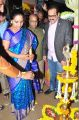 Kalavakuntla Kavita @ Ulavacharu Terrace Restaurant Launch in Hyderabad