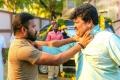 Dinesh, Sriman in Ulkuthu Movie Stills