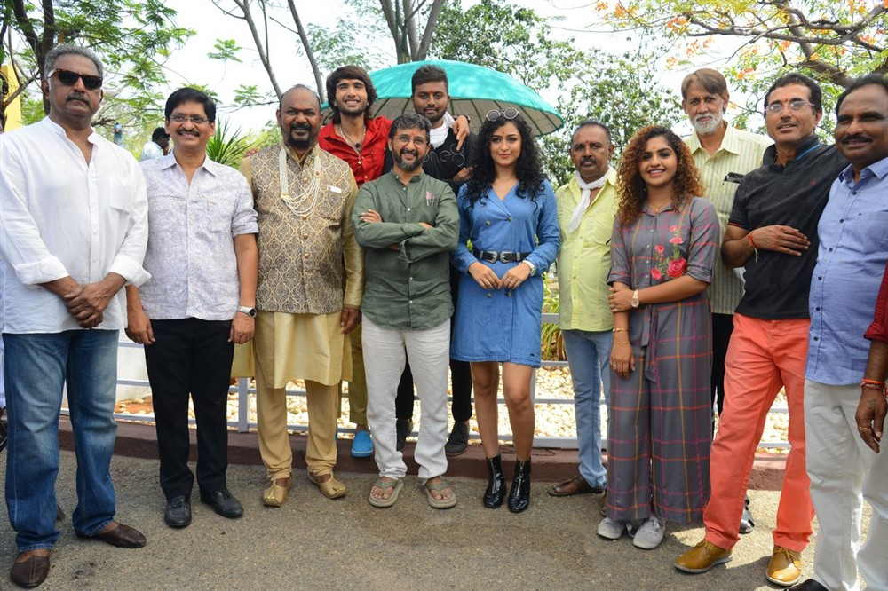 Ullala Ullala New Movie Opening Stills
