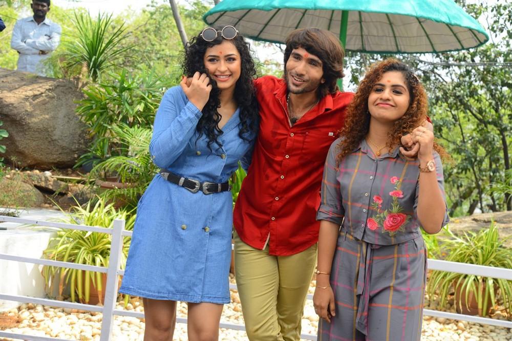 Ullala Ullala New Movie Opening Stills