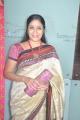 Tamil Actress Uma Padmanabhan Saree Photos