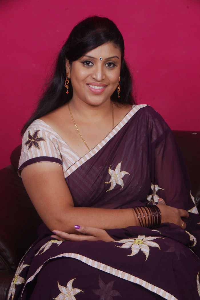 Telugu serial actress Uma aunty 2 -