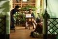 Actor Prakash Raj @ Un Samayal Arayil Movie Working Stills
