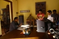 Prakash Raj, MS Narayana @ Un Samayal Arayil Movie Working Stills