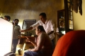 Prakash Raj, Thambi Ramaiah @ Un Samayal Arayil Movie Working Stills