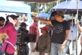 Prakash Raj, Pony Verma @ Un Samayal Arayil Movie Working Stills
