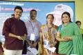 K Bhagyaraj & Poornima Inaugurated Unavu Thiruvizha @ Chennaiyil Thiruvaiyaru