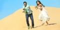 Sunil, Miya George in Ungarala Rambabu Movie Stills