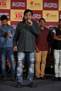 Actor Ali @ Ungarala Rambabu Pre Release Function Stills