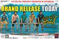 Ram Pothineni, Sree Vishnu, Priyadarshi Pullikonda, Kireeti Damaraju in Unnadi Okate Zindagi Movie Releasing Today Posters
