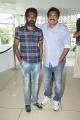 Kishore Tirumala, Sravanthi Ravi Kishore @ Unnadi Okate Zindagi Movie Thanks Meet Stills
