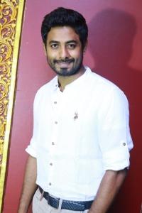 Actor Aari @ Unnodu Ka Audio Launch Stills