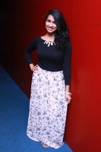 Actress Misha Ghoshal @ Unnodu Ka Audio Launch Stills