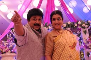Prabhu, Urvashi in Unnodu Ka Movie Stills