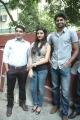 Gibran Osman, Neelam Upadhyaya @ Unnodu Oru Naal Movie Press Meet Photos
