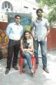 Gibran Osman, Neelam Upadhyaya, Arjun @ Unnodu Oru Naal Movie Press Meet Photos