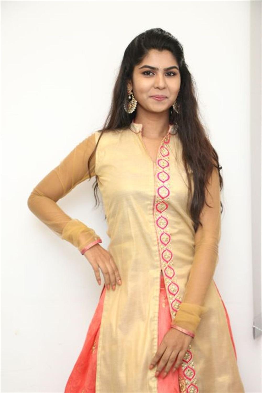 Tamil Actress Upasana Photos at Mouna Valai Movie Launch