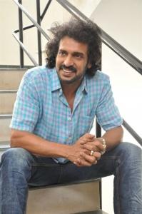 Actor Upendra Press Meet Photos
