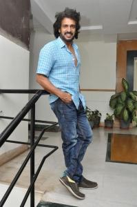 Kannada Superstar Upendra Press Meet Photos