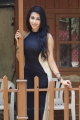 Urmila Gayathri Blue Dress Photo Shoot Images