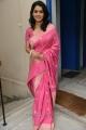 Telugu Actress Urmila Pink Silk Saree Stills