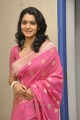 Telugu Actress Urmila in Pink Silk Saree Beautiful Stills