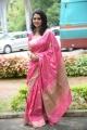 Welcome Obama Actress Urmila in Pink Saree Stills