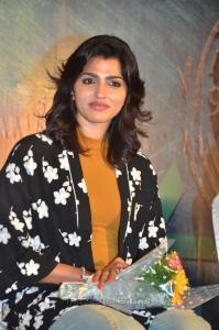 Actress Dhanshika @ Uru Movie Press Meet Stills