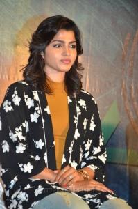 Actress Sai Dhansika @ Uru Movie Press Meet Stills