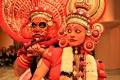 Kamal Hassan, Pooja Kumar in Uthama Villain Movie Photos