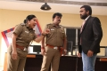 Kovai Sarala, Sriman, Udhaya in Utharavu Maharaja Movie Stills