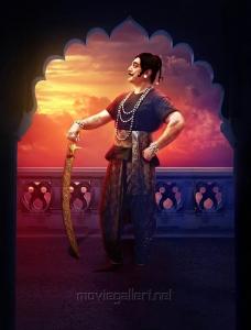 Kamal Hassan in Uttama Villain Movie Stills