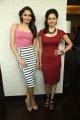 Andrea Jeremiah, Pooja Kumar @ Uttama Villain Release Date Announcement Press Meet Stills