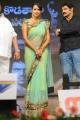 Manchu Lakshmi in Saree at Uu Kodathara Ulikki Padathara Audio Release Function Stills