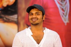 Manchu Manoj Kumar at Uu Kodathara Ulikki Padathara Success Meet Stills