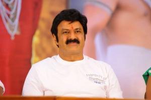 Balakrishna at Uu Kodathara Ulikki Padathara Success Meet Stills