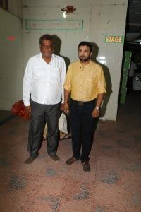 Dushyanth Ramkumar @ Uyarndha Manithan Movie 50th Year Celebrations Photos