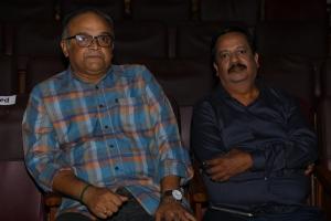 Mohan Raman, Shankar Krishnamurthy @ Uyarndha Manithan Movie 50th Year Celebrations Photos