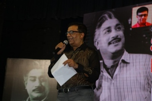 YG Mahendran @ Uyarndha Manithan Movie 50th Year Celebrations Photos
