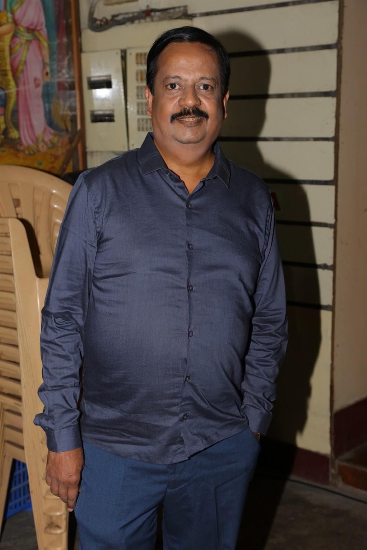 Shankar Krishnamurthy @ Uyarndha Manithan Movie 50th Year Celebrations Photos
