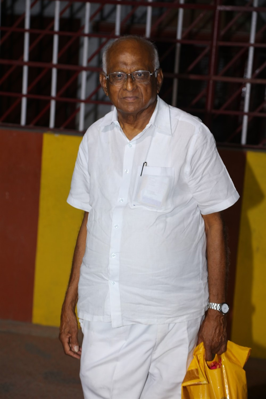 SP Muthuraman @ Uyarndha Manithan Movie 50th Year Celebrations Photos