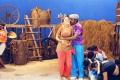 Lawrence, Nanditha in Uyir Ezhuthu Movie Stills
