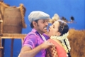 Raghava Lawrence, Nandita in Uyir Ezhuthu Movie Stills