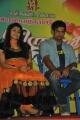 Nandhana, Sharan Kumar @ Uyirukku Uyiraga Movie Press Meet Stills
