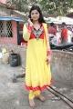 Actress Preethi Das at Uyirukku Uyiraga Movie Shooting Spot Stills