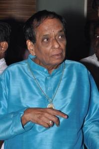 Balamuralikrishna @ V4 Entertainers Awards 2011