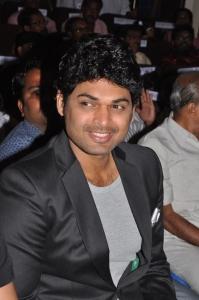 Ajmal @ V4 Entertainers Awards 2011