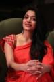Actress Janani Iyer @ V4 Entertainers MGR Sivaji Academy Awards 2018 Photos